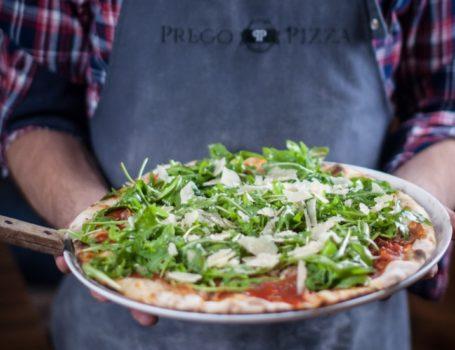 Sesja dla 'Prego Pizza', Katowice