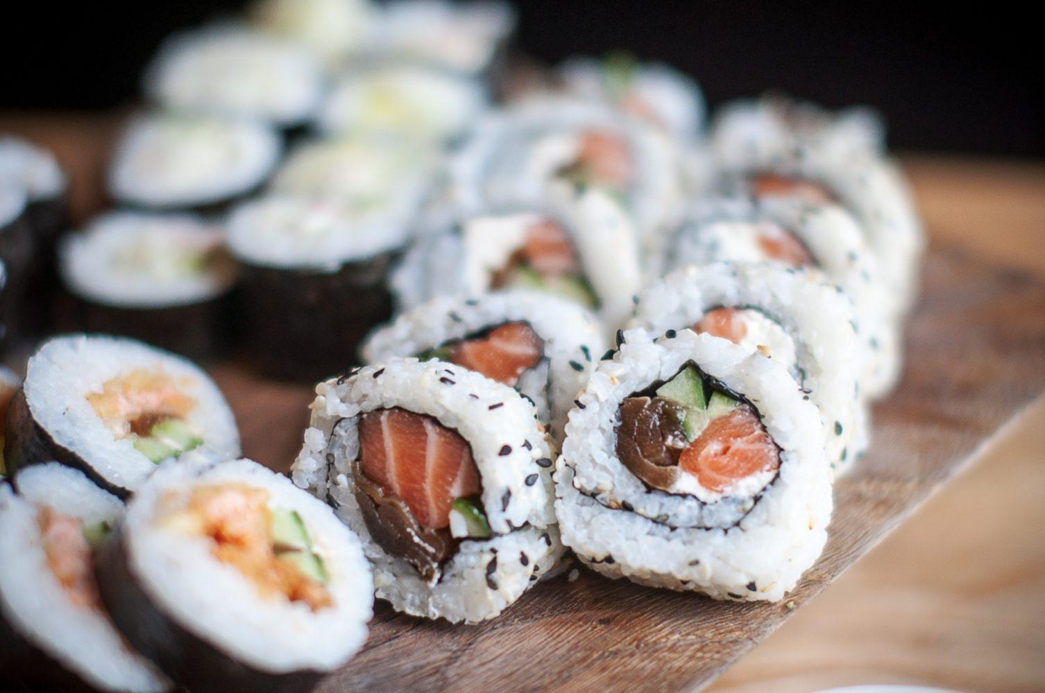 Sesja dla GROUPON; 'Sushi Kushi', Gliwice