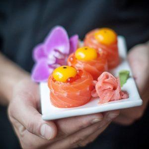 Sesja dla 'Sakura Sushi Bar', Katowice